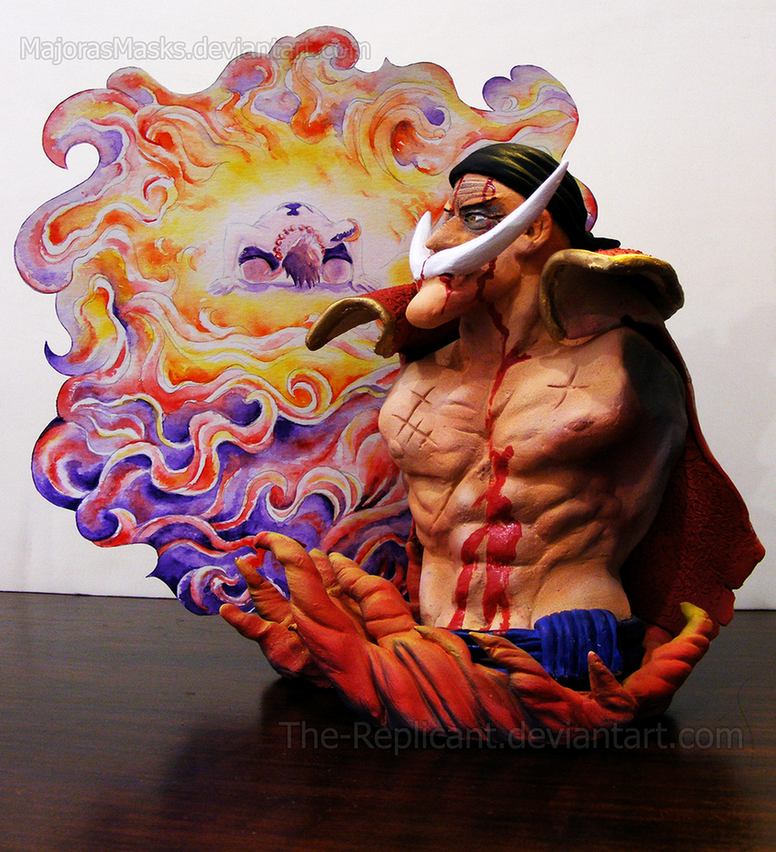 Was I a Good Father? (One Piece collab) | FOR SALE by MajorasMasks