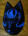 custom Itachi's mask - alt. version | COMMISSION by MajorasMasks