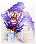 [One Piece] 'Monsters' (fanfic illustration) by MajorasMasks
