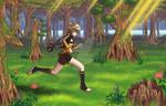 Creator (Dungeon Fighter Online) | COMMISSION by MajorasMasks