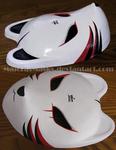 Custom ANBU mask from Naruto | COMMISSION by MajorasMasks