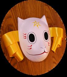 Gin's mask - Hotarubi no Mori e | COMMISSION