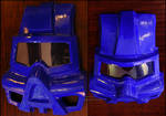 [Lego Bionicle] Gali's Kaukau mask |COMMISSION by MajorasMasks
