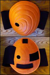 [Naruto] Tobi's mask (custom ver.2) | COMMISSION