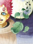 [Naruto] Gaara - A New Wind by Your Side by MajorasMasks