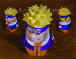 [Naruto]Uzumaki Naruto bust (new photos!)|FOR SALE by MajorasMasks
