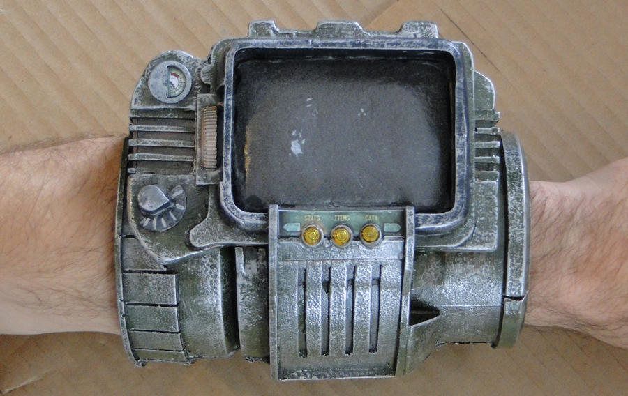 Pipboy 3000 build 014 by Hypercats
