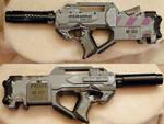 Nerf Rayven - Dominion Tank Police Style