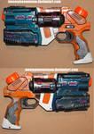 Maliwan Slag Revolver wip