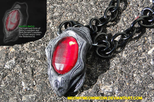 Devil May Cry - Dante's Amulet final 01