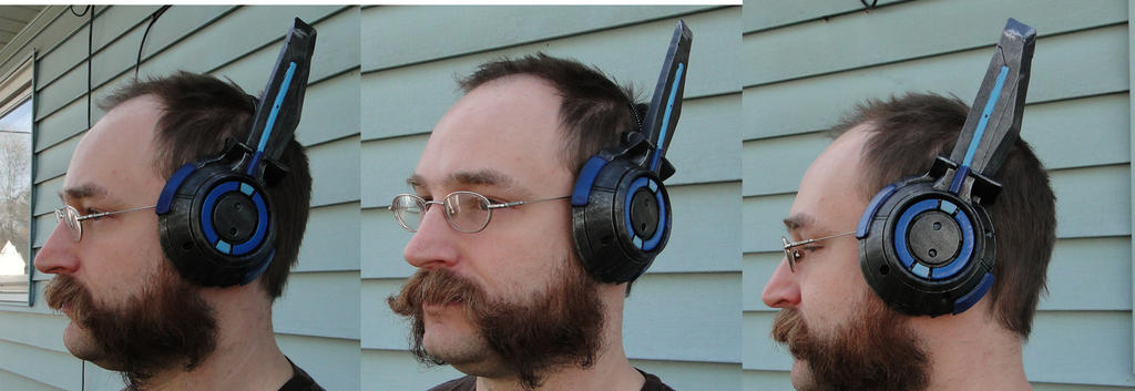 Optimus Prime android antennae by Hypercats