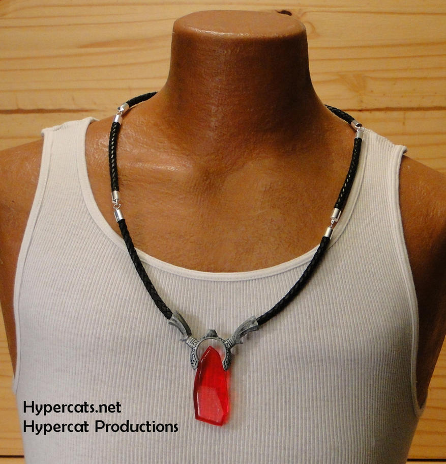 DmC Devil May Cry - Dante's necklace by Hypercats
