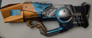 Borderlands 2 Maliwan SMG - Nerf Firefly - WIP