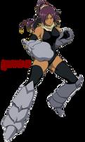 Yoruichi Shihouin - Armor