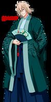 Kisuke Urahara - Kimono v.2