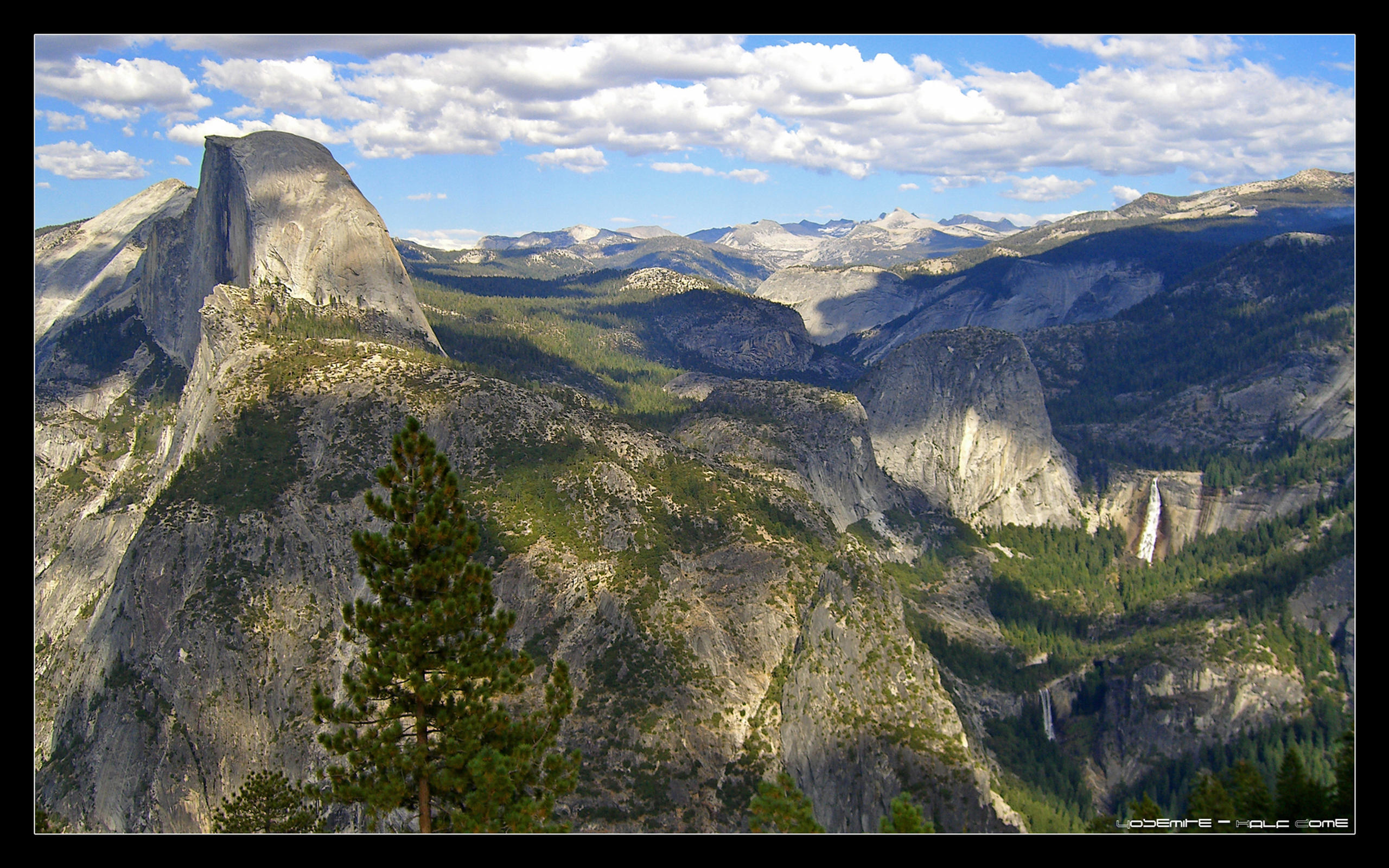 Presiding over Yosemite by cvhuie