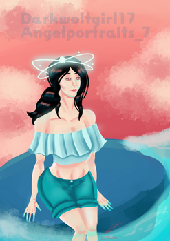 Halo of the Sea//Colorpalette-Challenge