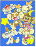Super Monkey Ball by metaEAT