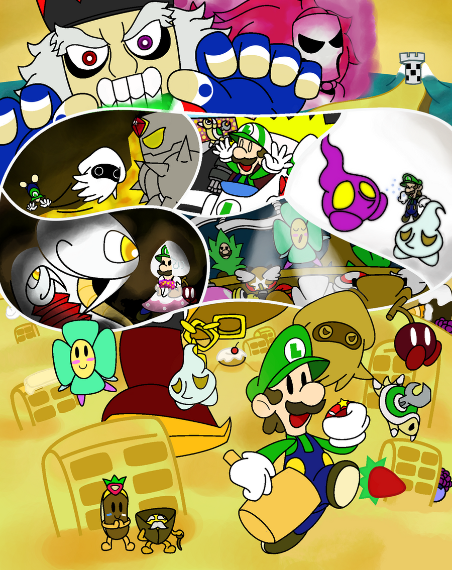 Paper Mario The ThousandYear Door  Wikipedia