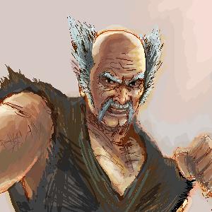 Heihachi - Tekken by leeyiankun