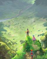 Overlook - unfinished by leeyiankun