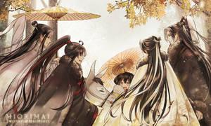 [MDZS fan art] - WangXian, SongXiao