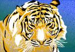 Tiger (PopArt)