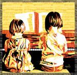 kleine Pianisten