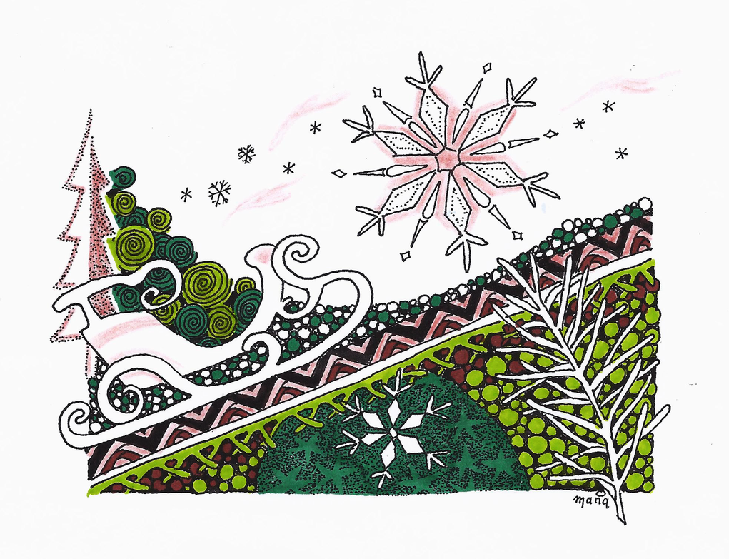 Doodles - Magazine cover