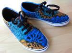 Tangle-Schuhe