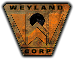 Weyland Logo by LeckerHamster