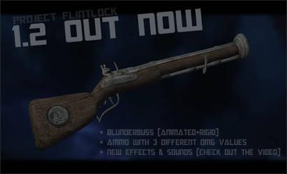 Skyrim - Project Flintlock 1.2 released by LeckerHamster