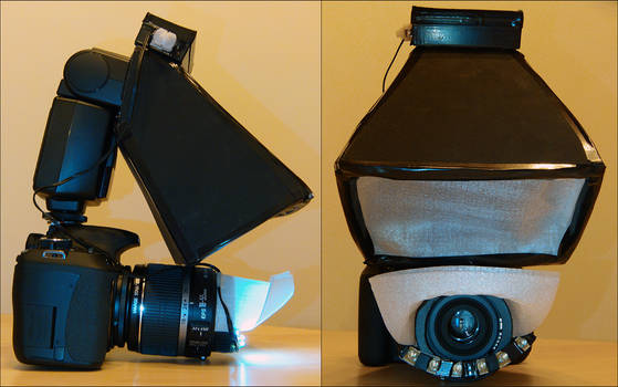 DIY Macro Flash Diffuser