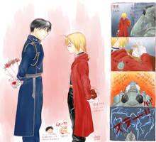 hagaren valentine by bluestraggler