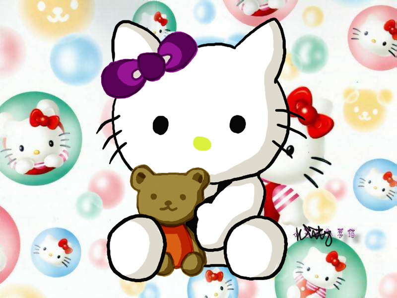 Hello Kitty by kittyfan228