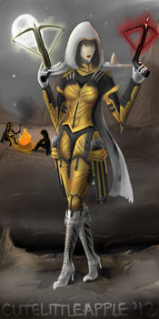 Nemesis, the Demon Hunter