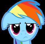 Rainbow Dash - No
