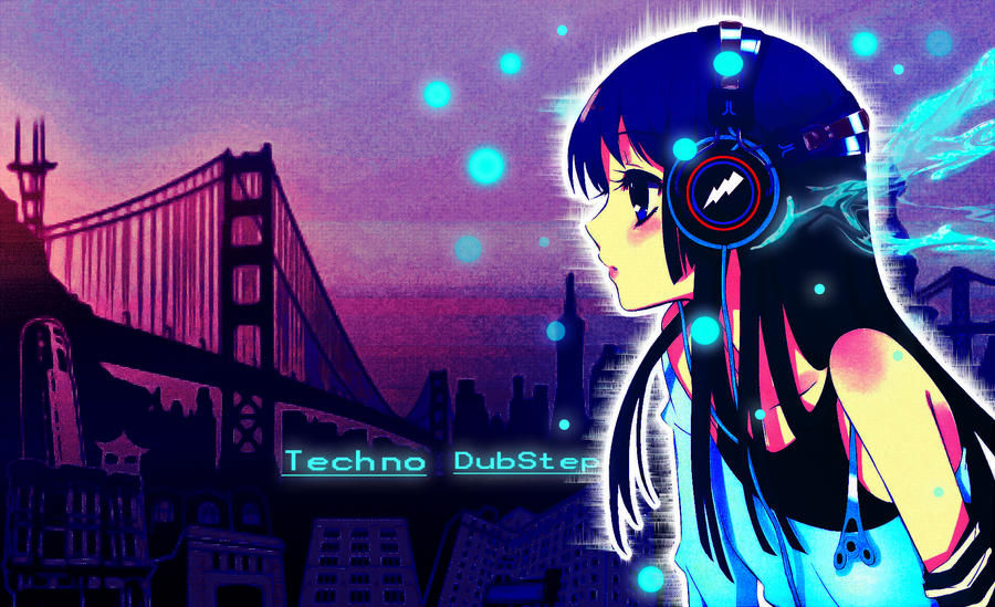 Dubstep Anime Choice Image Wallpaper And Free Download