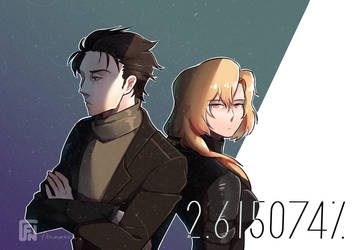 Steins Gate: M3 and M4 by ForeverNasgor