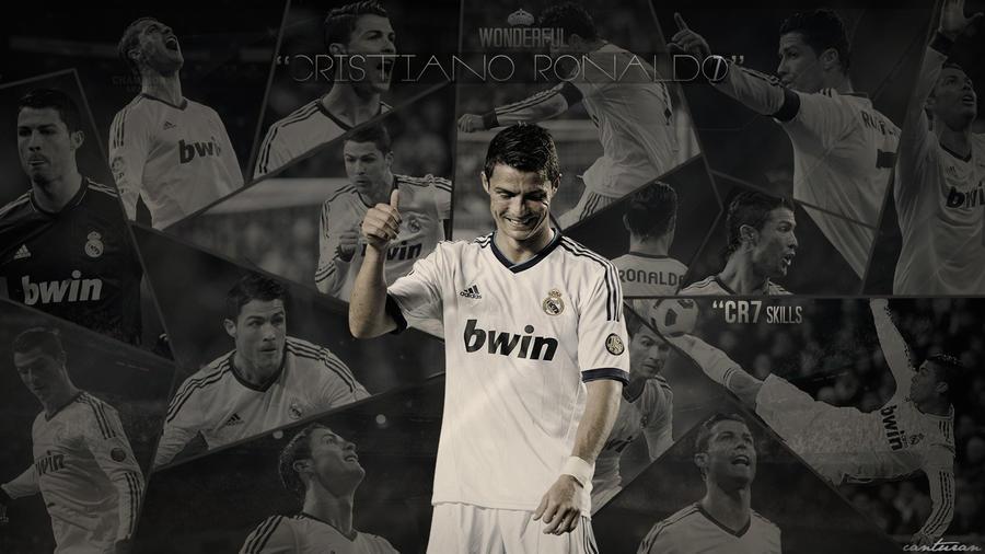 Cristiano Ronaldo by CanTuran
