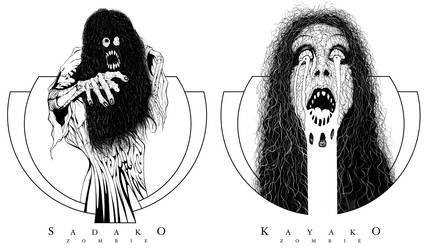 Sadako Kayako
