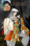 Sesshomaru Remember Rin