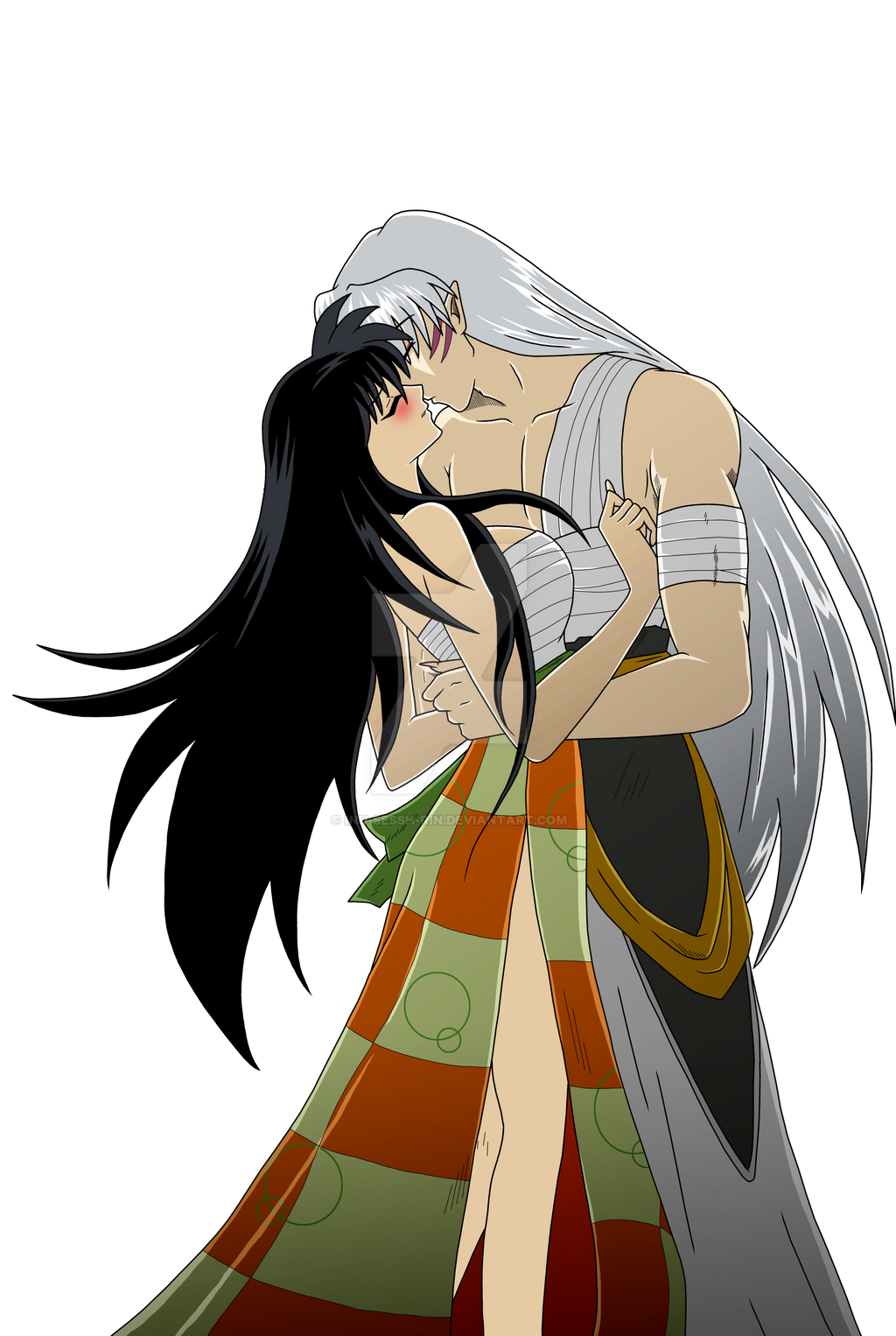 rin and sesshomaru ending a relationship
