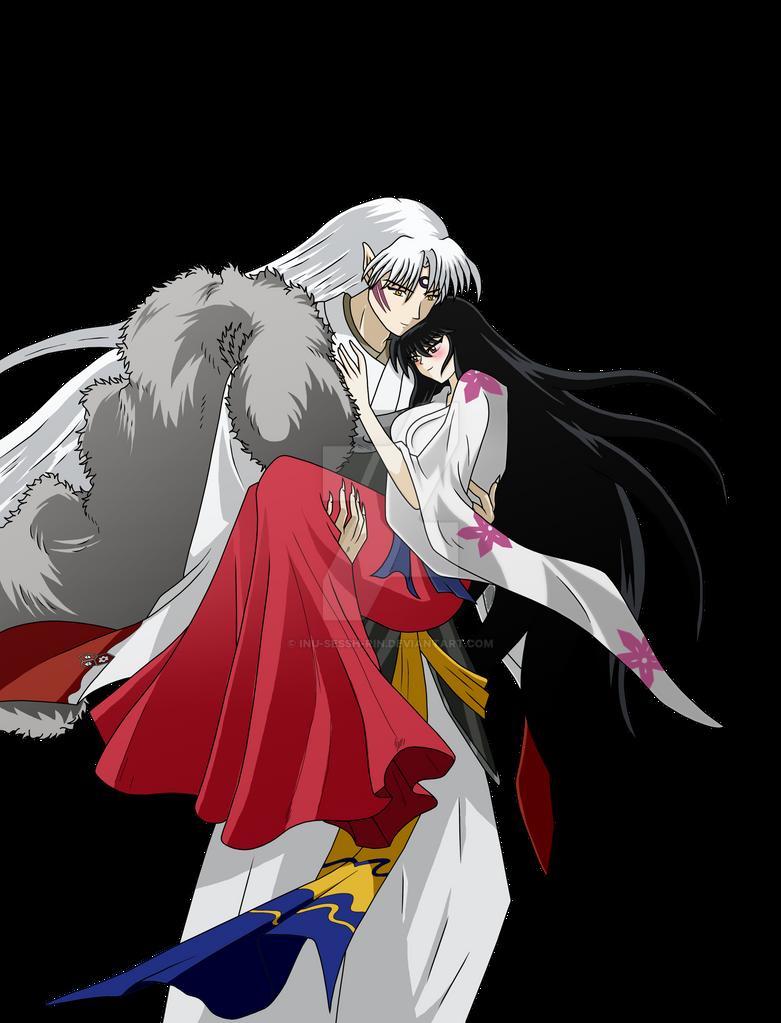 Sesshomaru X Rin Lord Sesshomaru Et Lady Rin Love By Inu Sessh Rin