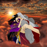 Rin and Sesshomaru, Kiss in the Sky