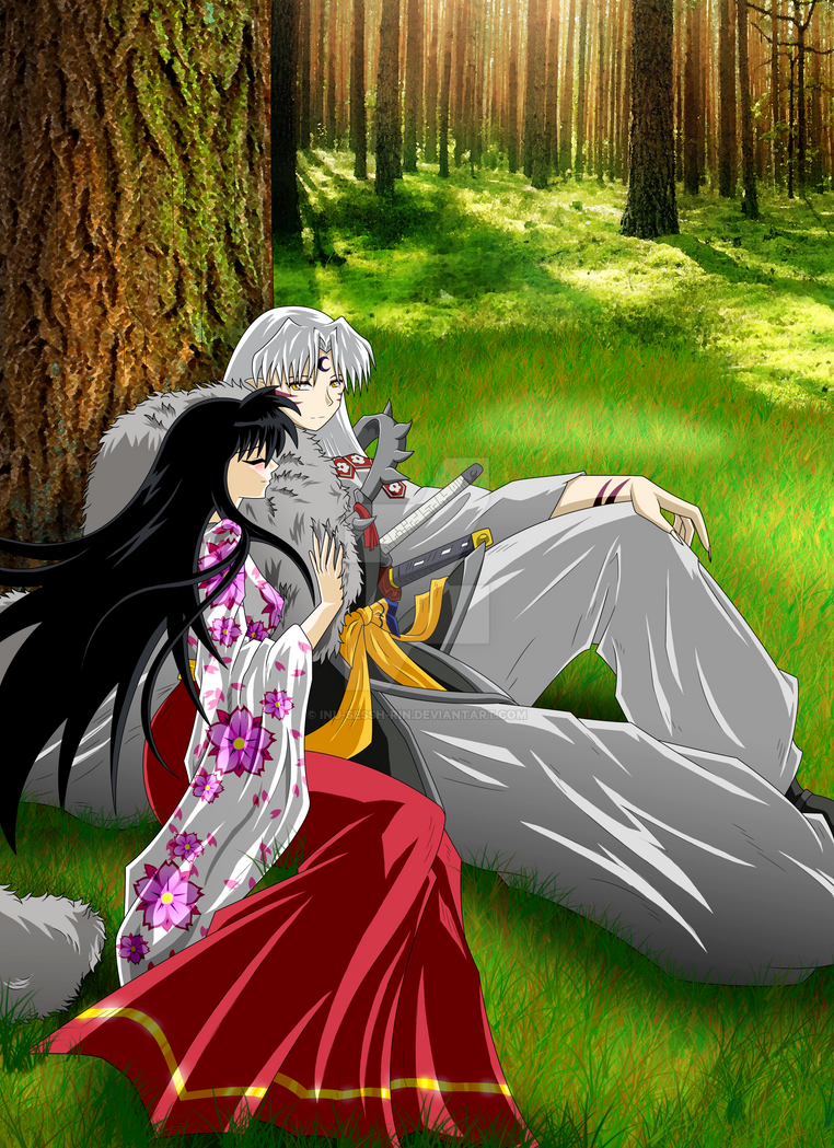 rin and sesshomaru relationship problems