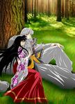 Rin and Sesshomaru, I Need you my Love