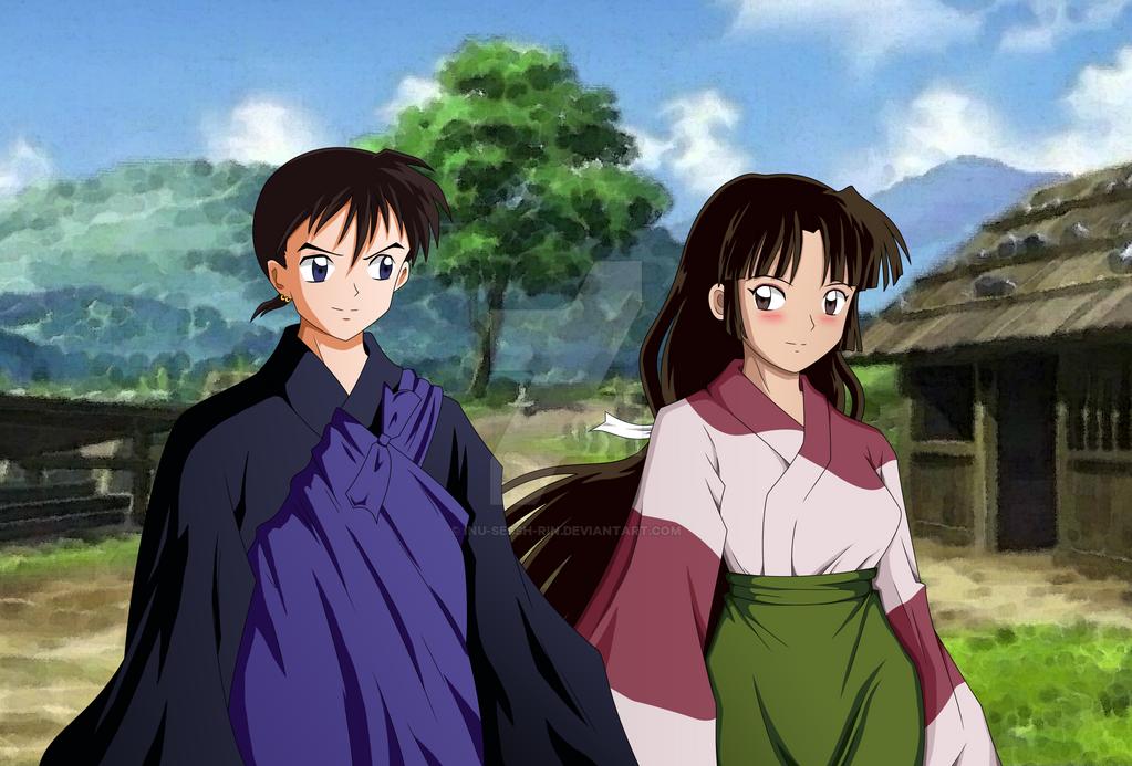 sesshomaru and rin first meet episode
