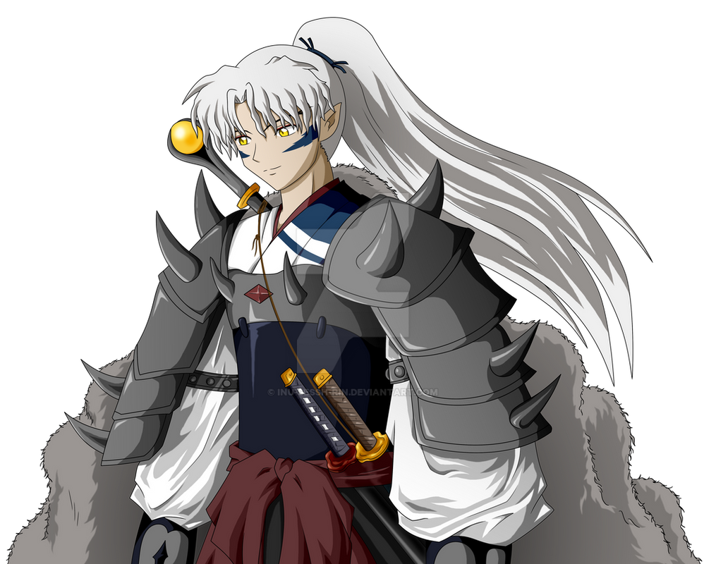 Image result for inuyasha inu no taisho