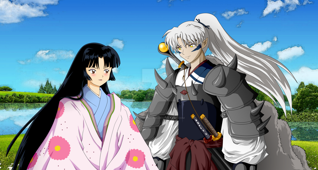 Inu Taisho And Izayoi By Inu Sessh Rin On Deviantart